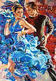Пазл Castorland на 1000 деталей «Танец в бирюзовых тонах», 3287, фото