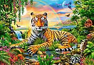 Пазл Castorland на 1000 деталей «Король джунглей», 3300, отзывы