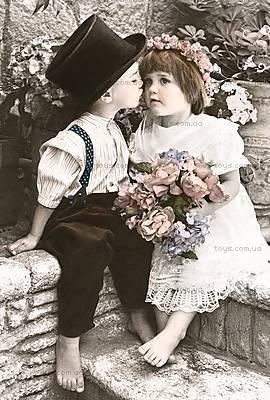 Пазл Castorland на 1000 деталей «Маленький поцелуй», 3362
