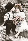 Пазл Castorland на 1000 деталей «Маленький поцелуй», 3362, фото