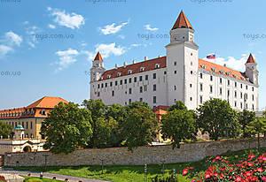 Пазл Castorland на 1000 деталей «Братиславский град. Словакия», С-102174