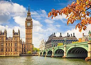 Пазл Castorland на 1000 деталей «Сердце Лондона», С-103096, купить
