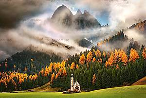 Пазл Castorland на 1000 деталей «Магия гор», С-103270