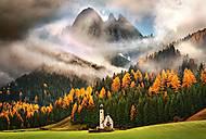 Пазл Castorland на 1000 деталей «Магия гор», С-103270, купить