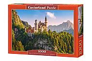 Пазлы Castorland 1000 «Замок Германии», С-103706