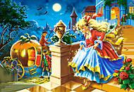 Пазл Castorland 120 midi «Золушка», В-12411, отзывы