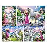 Пазл Castorland mini на 120 деталей «Сказочные животные», 120 U, купить