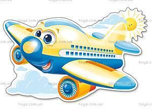 Пазл Castorland Maxi на 12 деталей «Самолет», 031, купить