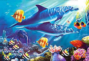 Пазл Castorland на 1500 деталей «Подводный мир», 0540