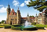 Пазл Castorland на 1500 деталей «Замок, Польша», 670, фото