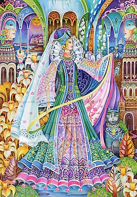 Пазл Castorland на 1500 деталей «Королева», 1011