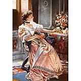 Пазл Castorland на 1500 деталей «Девушка и розы», 1233, купить