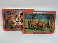 Пазлы Castorland на 1500 деталей, 1500к