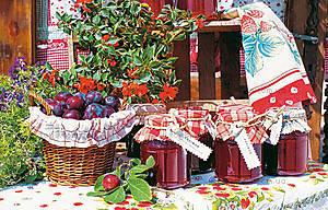 Пазл Castorland на 1500 деталей «Восхитительные ароматы», 984