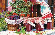 Пазл Castorland на 1500 деталей «Восхитительные ароматы», 984, фото