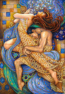 Пазл Castorland на 1500 деталей «Парящая любовь», С-151097