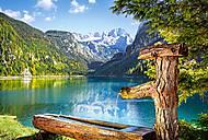 Пазл Castorland на 500 деталей «Озеро Гозау. Австрия», С-151332
