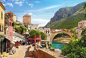 Пазл Castorland на 1500 деталей «Старый город Мостар», С-151387