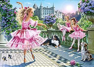 Пазл Castorland на 180 деталей «Балерины», 222