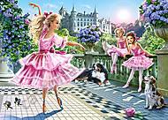 Пазл Castorland на 180 деталей «Балерины», 222, купить