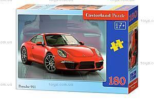 Пазл Castorland на 180 деталей «Porsche 911», В-018031, купить