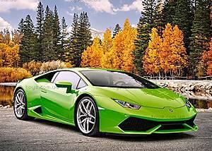 Пазл Castorland на 180 деталей «Lamborghini Huracan», В-018154, купить