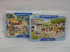 Пазлы Castorland Maxi на 20 деталей, 20к