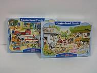 Пазлы Castorland Maxi на 20 деталей, 20к, отзывы