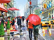 Пазл Castorland на 2000 деталей «Нью-Йоркское кафе», 542, фото