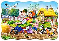 Пазл Castorland maxi на 20 деталей «Большая репка», С-02283, фото