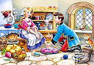 Пазл Castorland на 260 деталей «Сказки. Золушка», В-264, купить