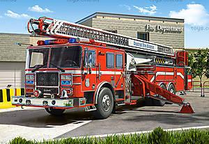Пазл Castorland на 260 деталей «Пожарная машина», В-26760