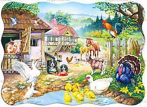 Пазл Castorland на 30 деталей «Ферма», 313
