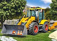 Пазл Castorland на 300 деталей «Трактор», 064, фото