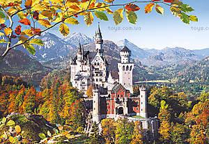 Пазл Castorland на 3000 деталей «Замок Neuschwanstein, Германия», 013