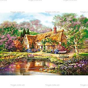 Пазл Castorland на 3000 деталей «Сумерки у пруда», C-300365