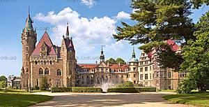 Пазл Castorland на 4000 деталей «Замок Мошна, Польша», 027