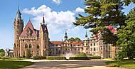 Пазл Castorland на 4000 деталей «Замок Мошна, Польша», 027, купить