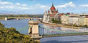 Пазл Castorland на 4000 деталей «Вид на Дунай. Будапешт», 126
