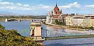 Пазл Castorland на 4000 деталей «Вид на Дунай. Будапешт», 126, фото