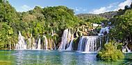 Пазл Castorland на 4000 деталей «Водопады Крка, Хорватия», 133, фото