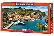 Пазлы Castorland 4000 «Вид на Портофино», С-400201
