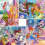 Пазлы Castorland 4х1 серии Winx, В-РU041, фото