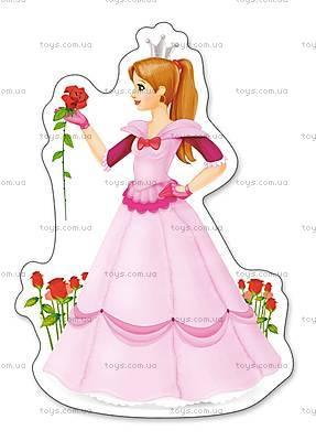 Пазл Castorland 4х1 «Принцессы», В-04409, фото