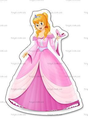 Пазл Castorland 4х1 «Принцессы», В-04409, цена