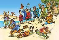 Пазл Castorland на 500 деталей «Остров Сокровищ», 1281, купить