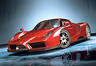Пазл Castorland на 500 деталей «Ferrari ENZO», В-51250, фото