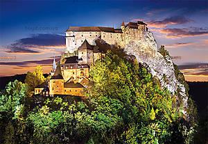 Пазл Castorland на 500 деталей «Оравский град, Словения», В-51489
