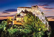 Пазл Castorland на 500 деталей «Оравский град, Словения», В-51489, фото