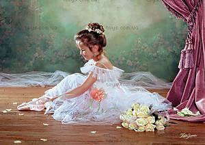 Пазл Castorland на 500 деталей «Маленькая балерина», В-51 1